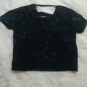 Zara marble shirt